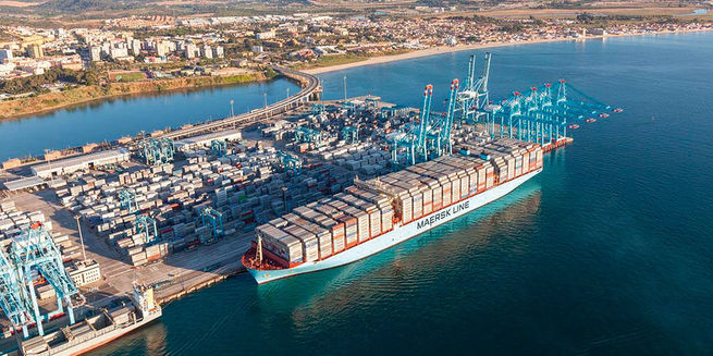 Tarragona ship supply