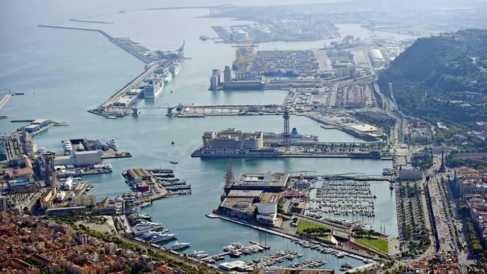 Shipchandler Barcelona
